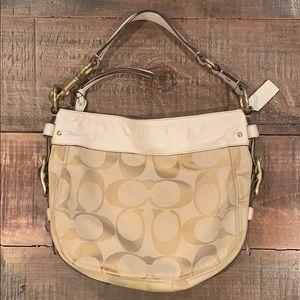 Coach Zoe Hobo handbag